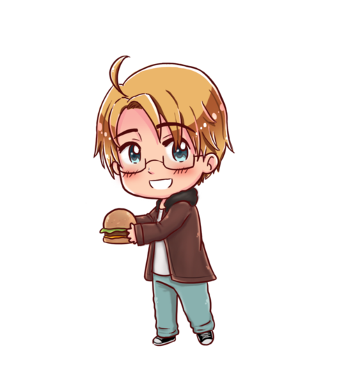 Shared by on we. America clipart hetalia