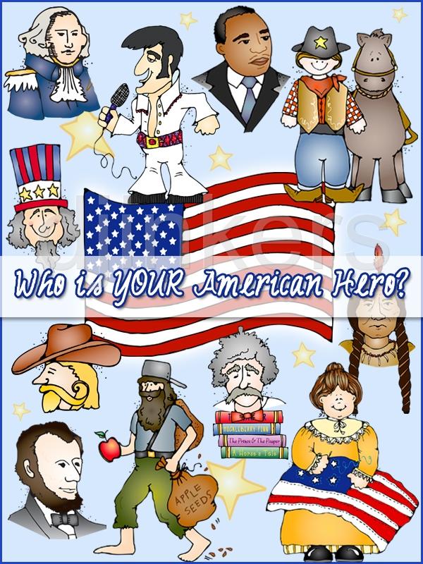 U s . America clipart history us