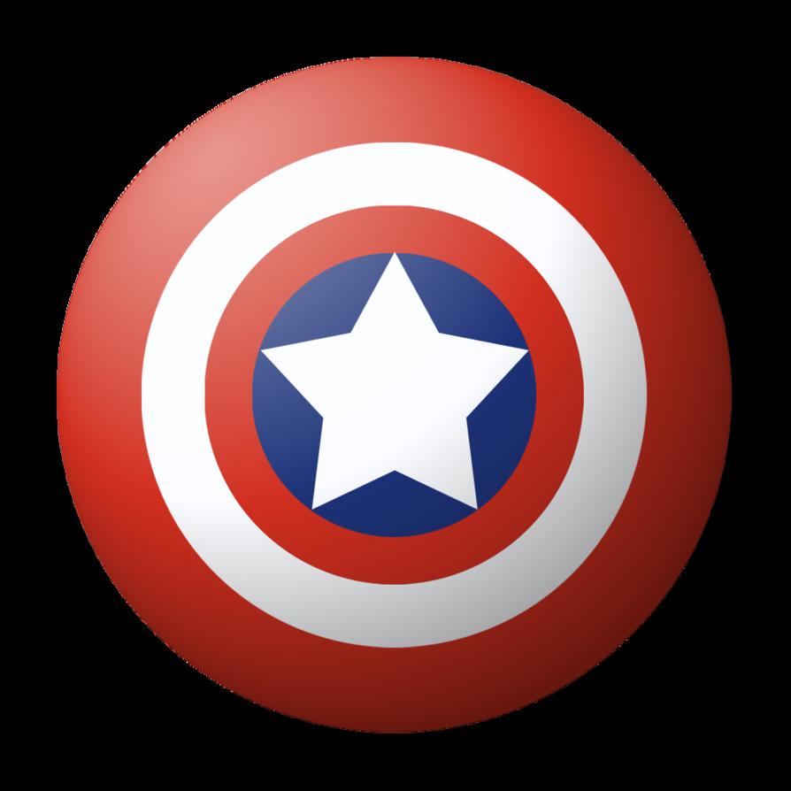 High resolution captain america. Clipart shield grunge