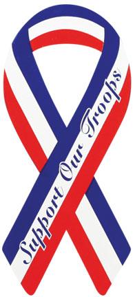 Magnets mitchell proffitt support. America clipart ribbon