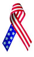America ribbon