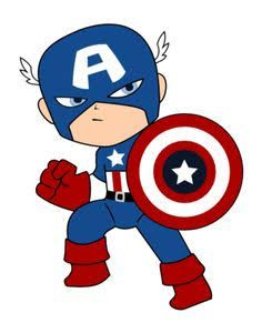 Image result for baby. America clipart superhero