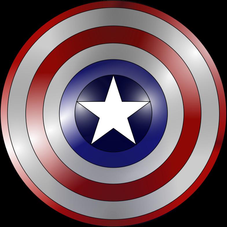 America clipart symbol america. Captain panda free images