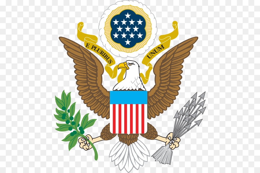 United states bald eagle. America clipart symbol america