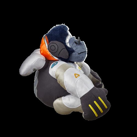 Winston plush blizzard gear. Ana overwatch png