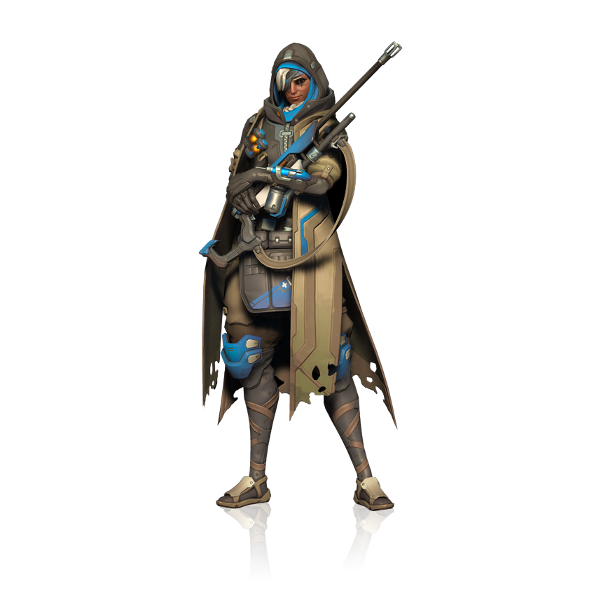 Ana overwatch png. Render by popokupingupop on