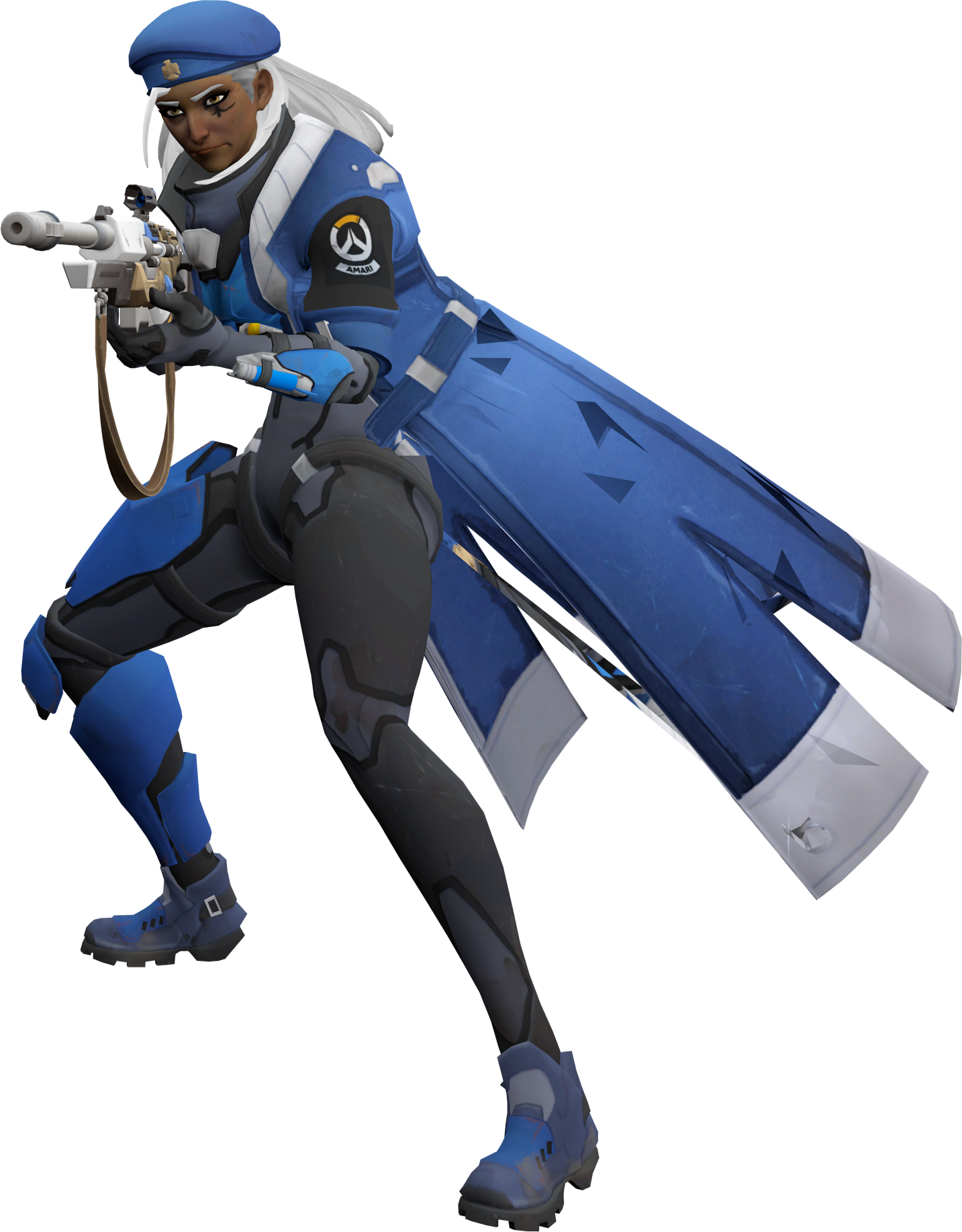 Ana overwatch png. From blender any ideas