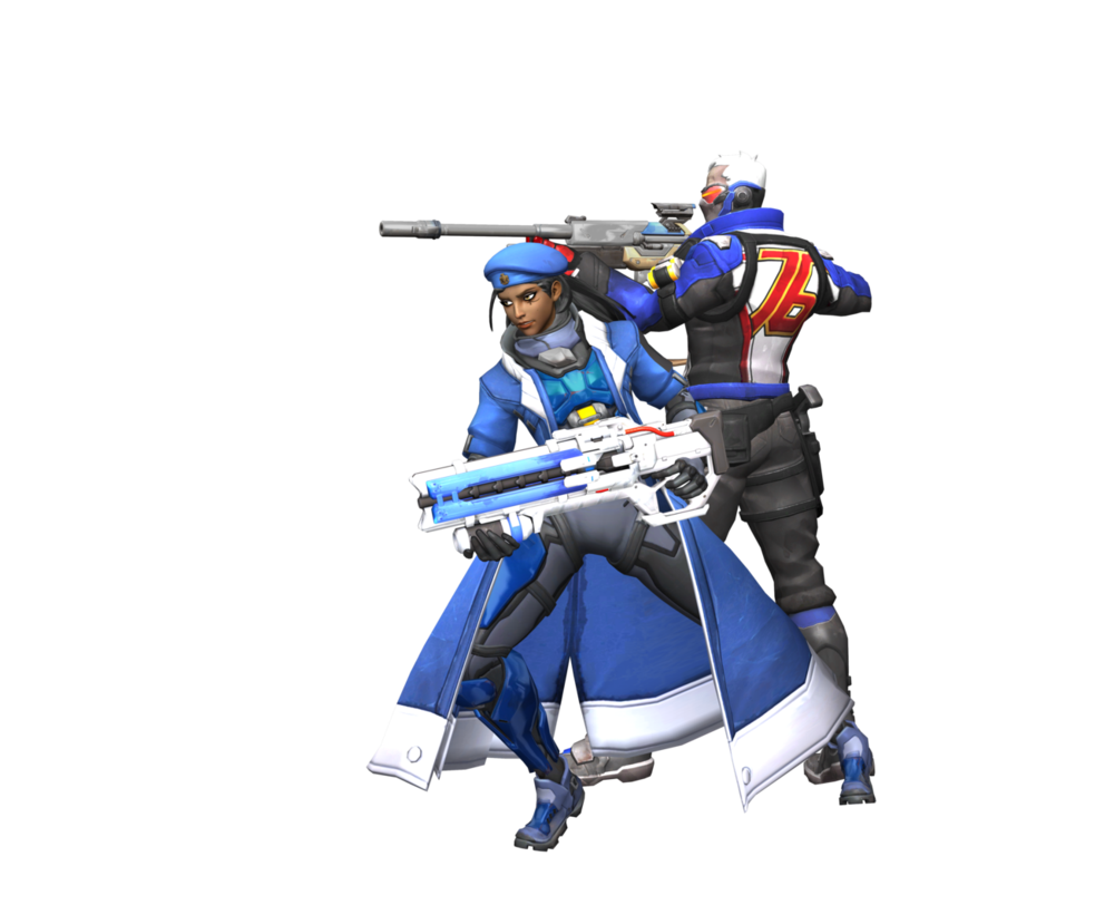 Ana overwatch png. X soldier by shylock