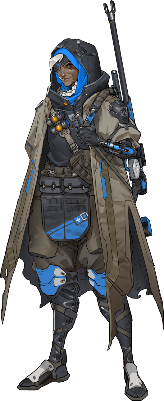 Ana overwatch png. Wiki