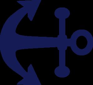 Clip art vector online. Anchor clipart