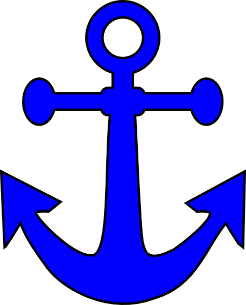 Clipart anchor. Ship printables free clip