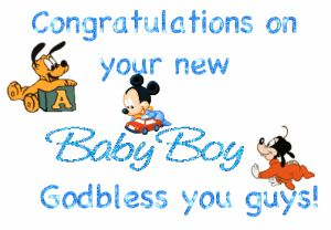 Baby radio cbs gif. Anchor clipart animated