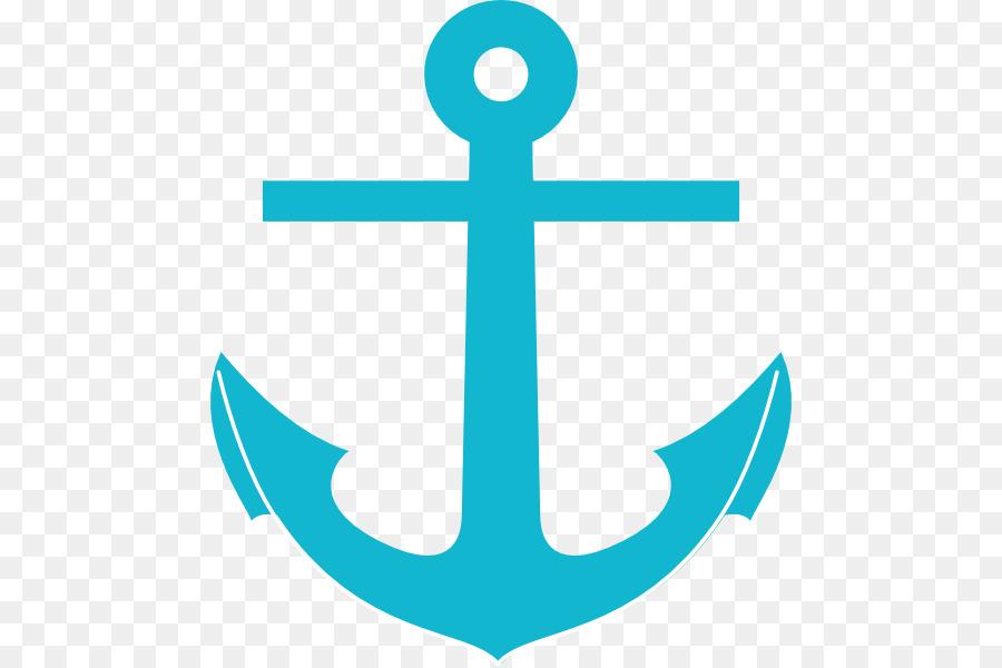 Anchor clipart aqua. Computer icons clip art