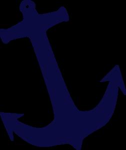 Anchor clipart birthday. Tilt navy clip art