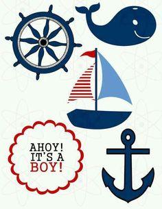 Pin by arte creativo. Anchor clipart birthday