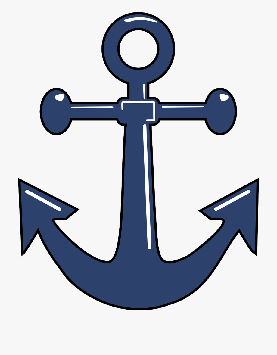 Black and white download. Clipart anchor ancla