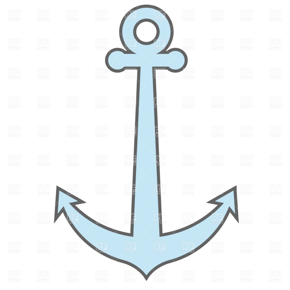 Free pictures of anchors. Anchor clipart boat anchor