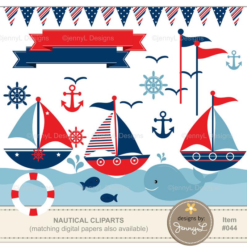 Anchor clipart boat anchor. Nautical sailing sail