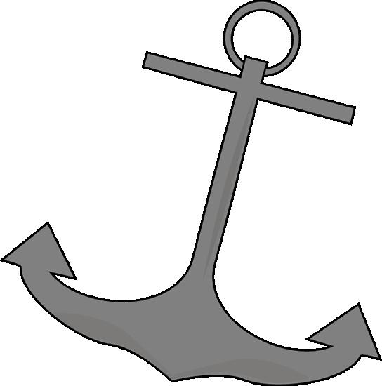 Clip art image nautical. Anchor clipart boat anchor