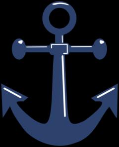 anchor clipart cartoon