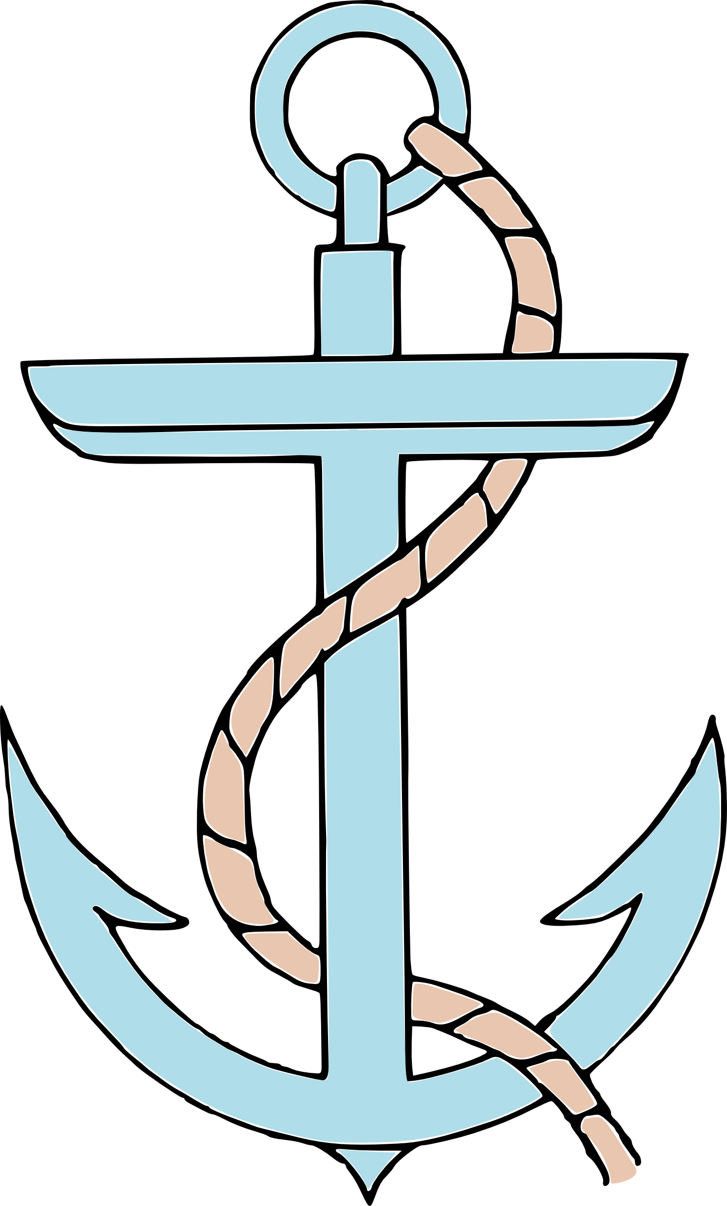 Clip art craft projects. Clipart free anchor