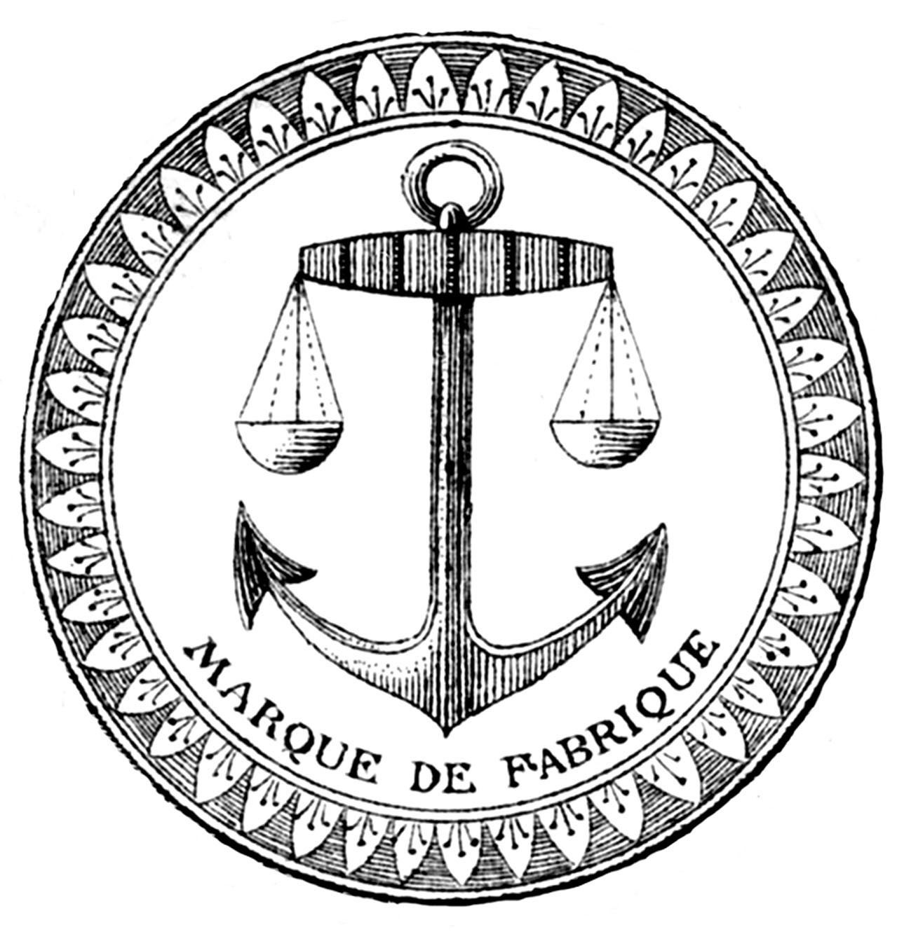 Anchor clipart french.  clip art images