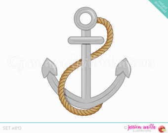 Anchor clipart girly. Clip art nautical instant