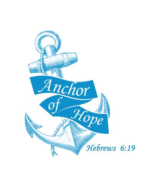 Anchor clipart hope. Of foundation nonprofit in
