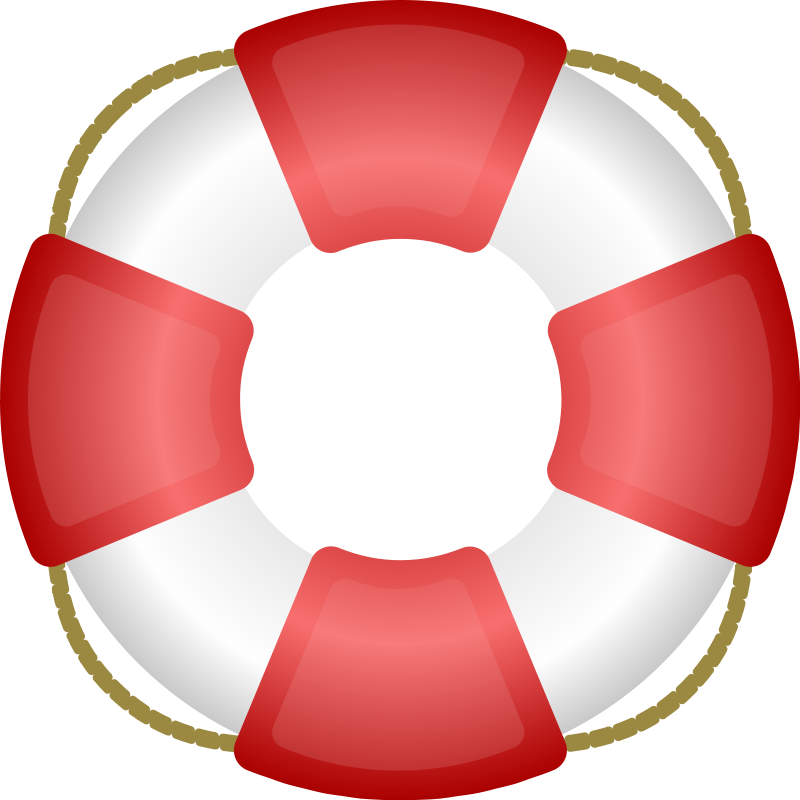 Clipart boat beach. Lifesaver ocean nautical theme