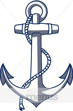 Clipart anchor fancy. Menu accents