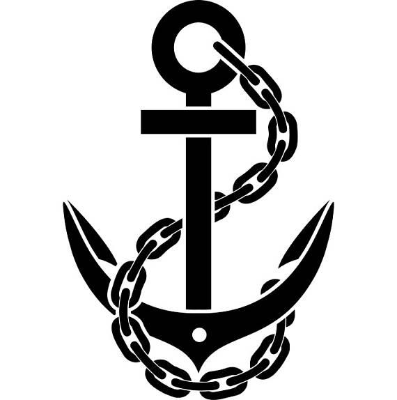chain clipart anchor chain
