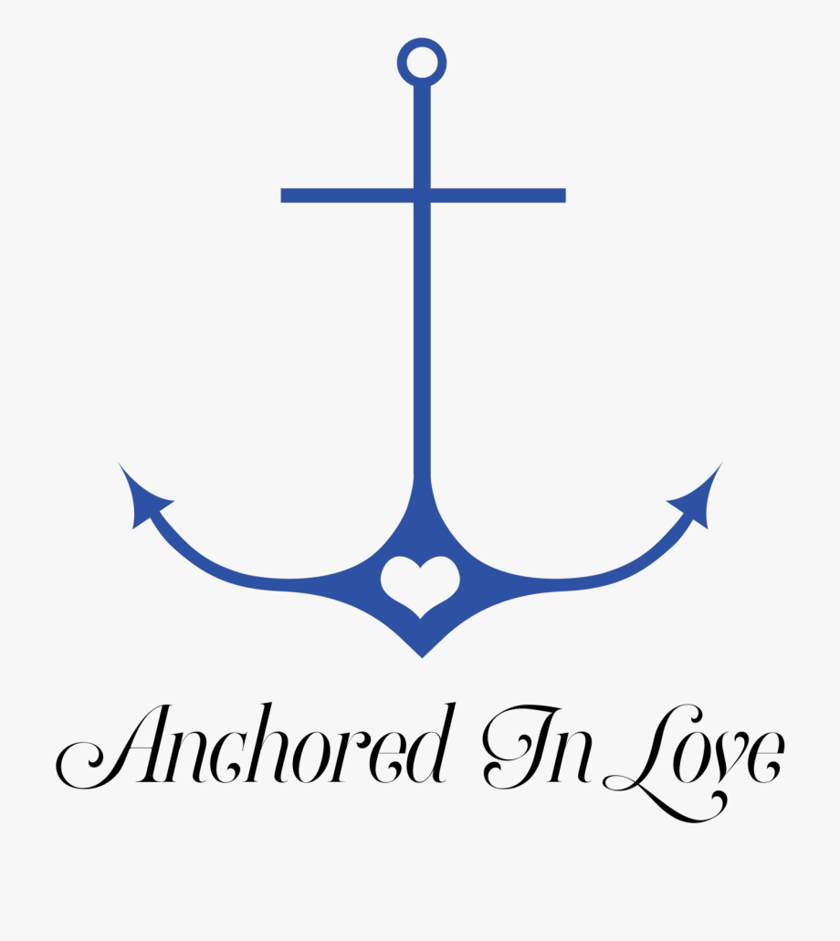 Anchor clipart love. Anchored in your free