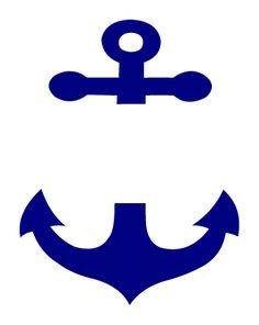 Anchor clipart monogram. Free chevron design google