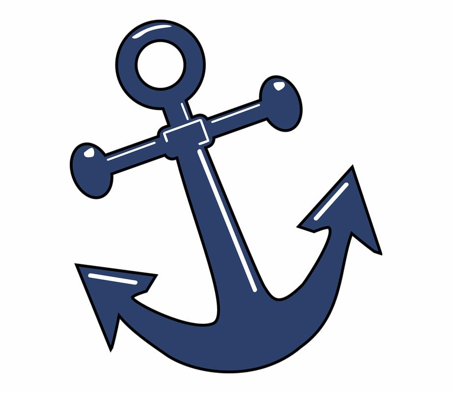 Black dog collar png. Anchor clipart nautical