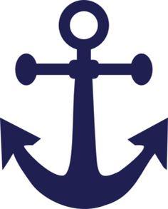 Anchor clipart preppy. Blue art svg downloads