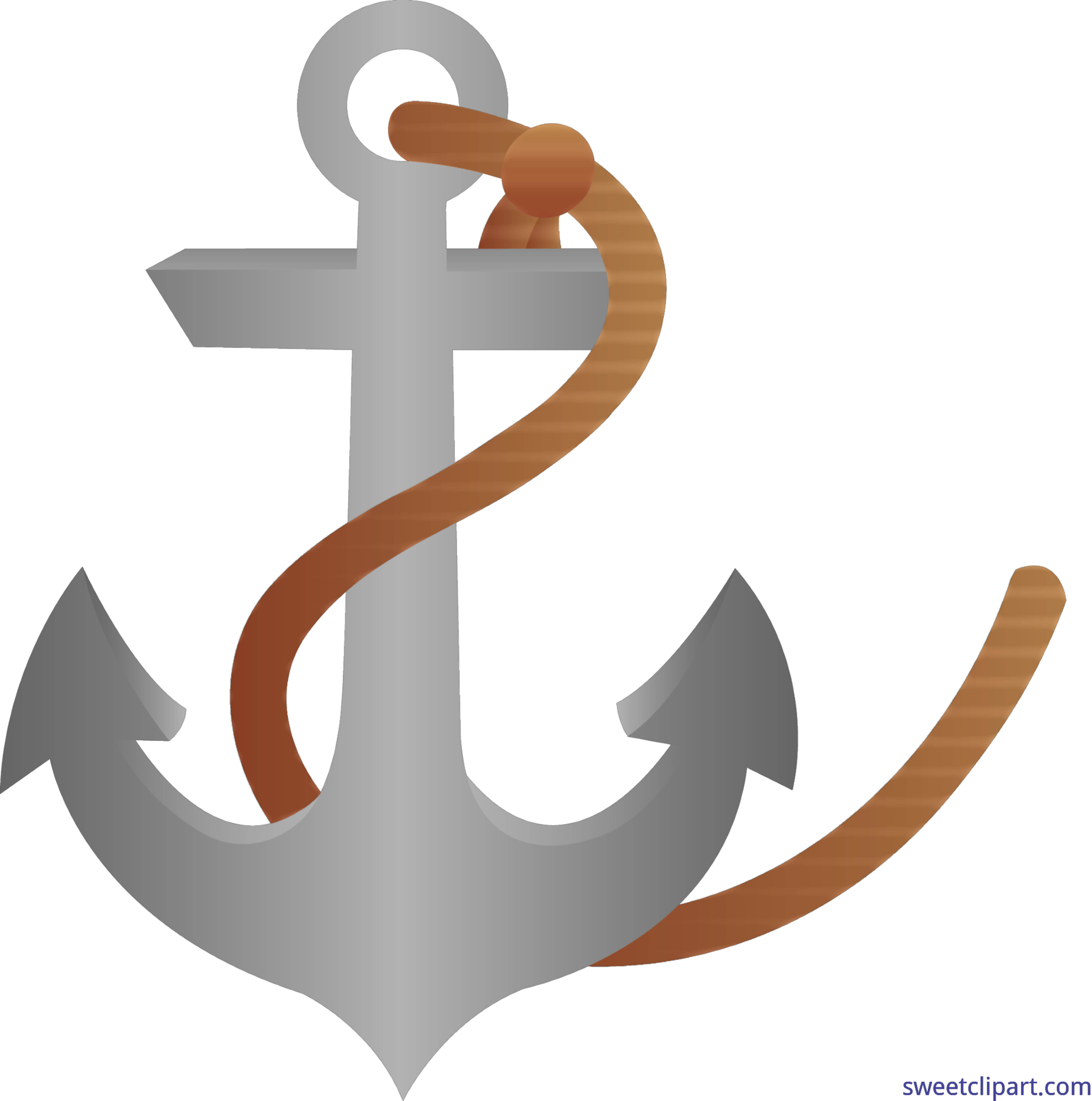 Clipart anchor birthday. With rope clip art