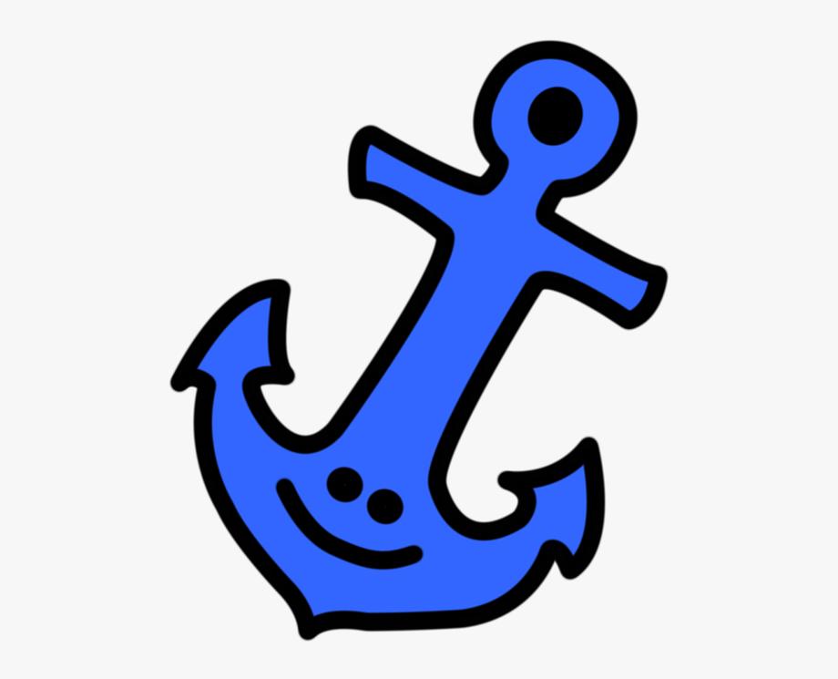 Anchor clipart sea anchor. Ocean fisherman costa waves