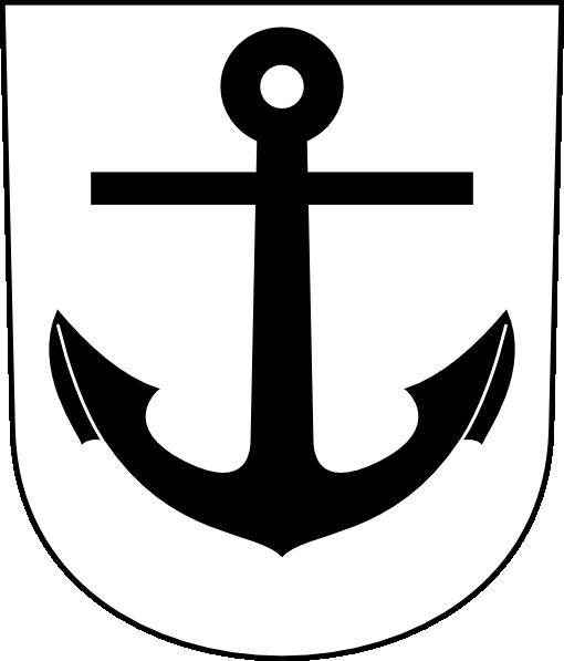 Anchor clipart ship anchor. Clip art at clker