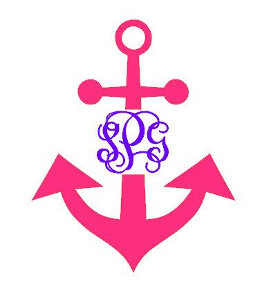 best images on. Anchor clipart silhouette