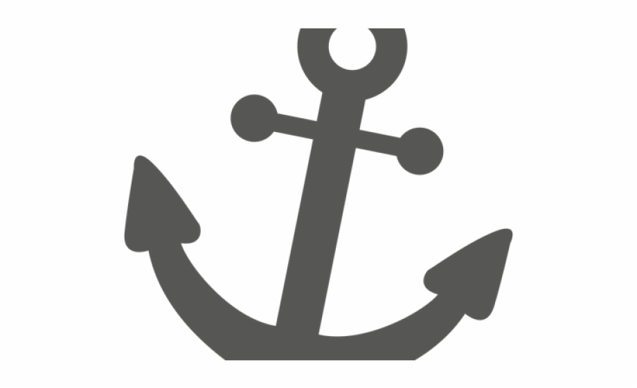 Under the . Anchor clipart transparent background