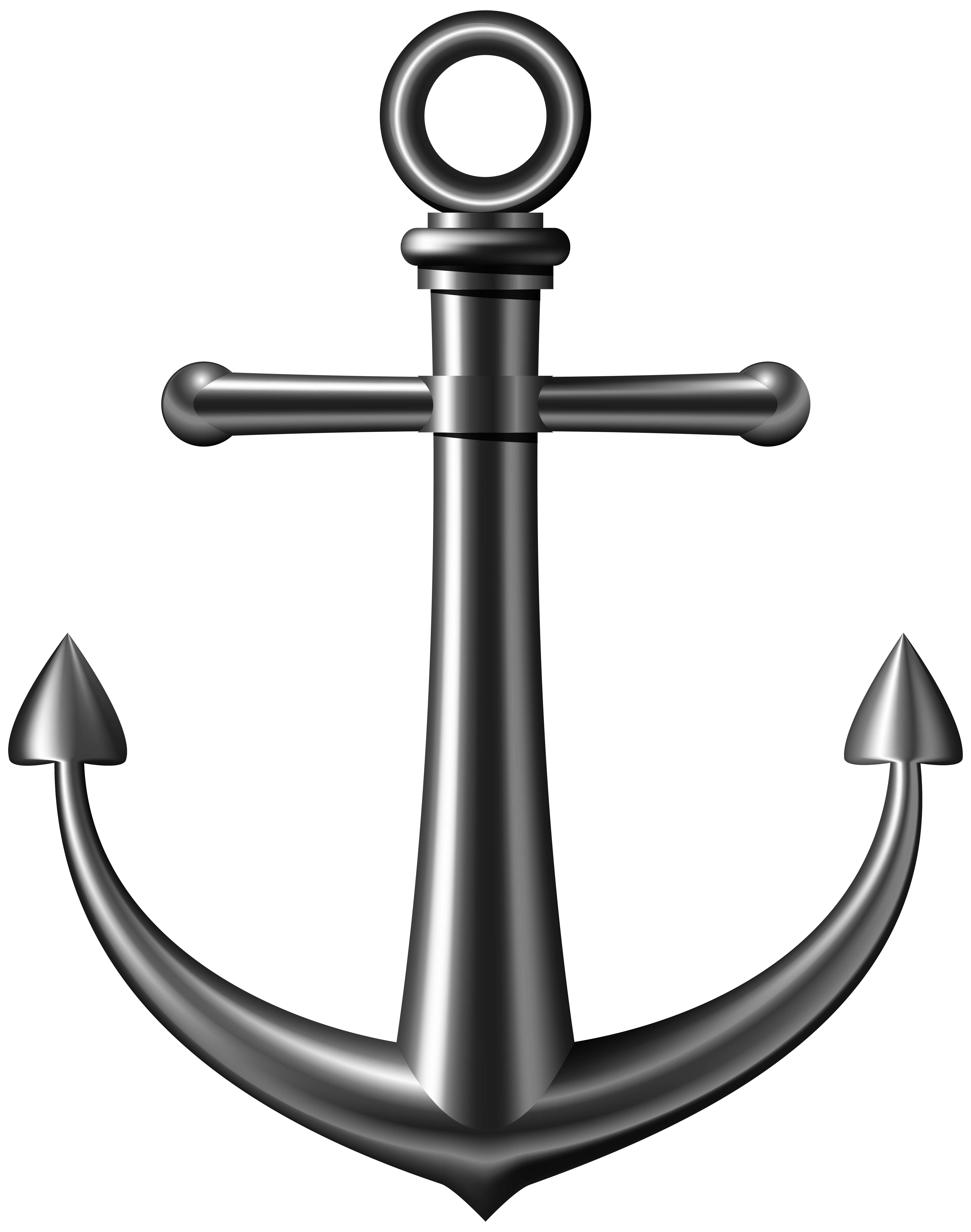 Png transparent clip art. Clipart anchor two