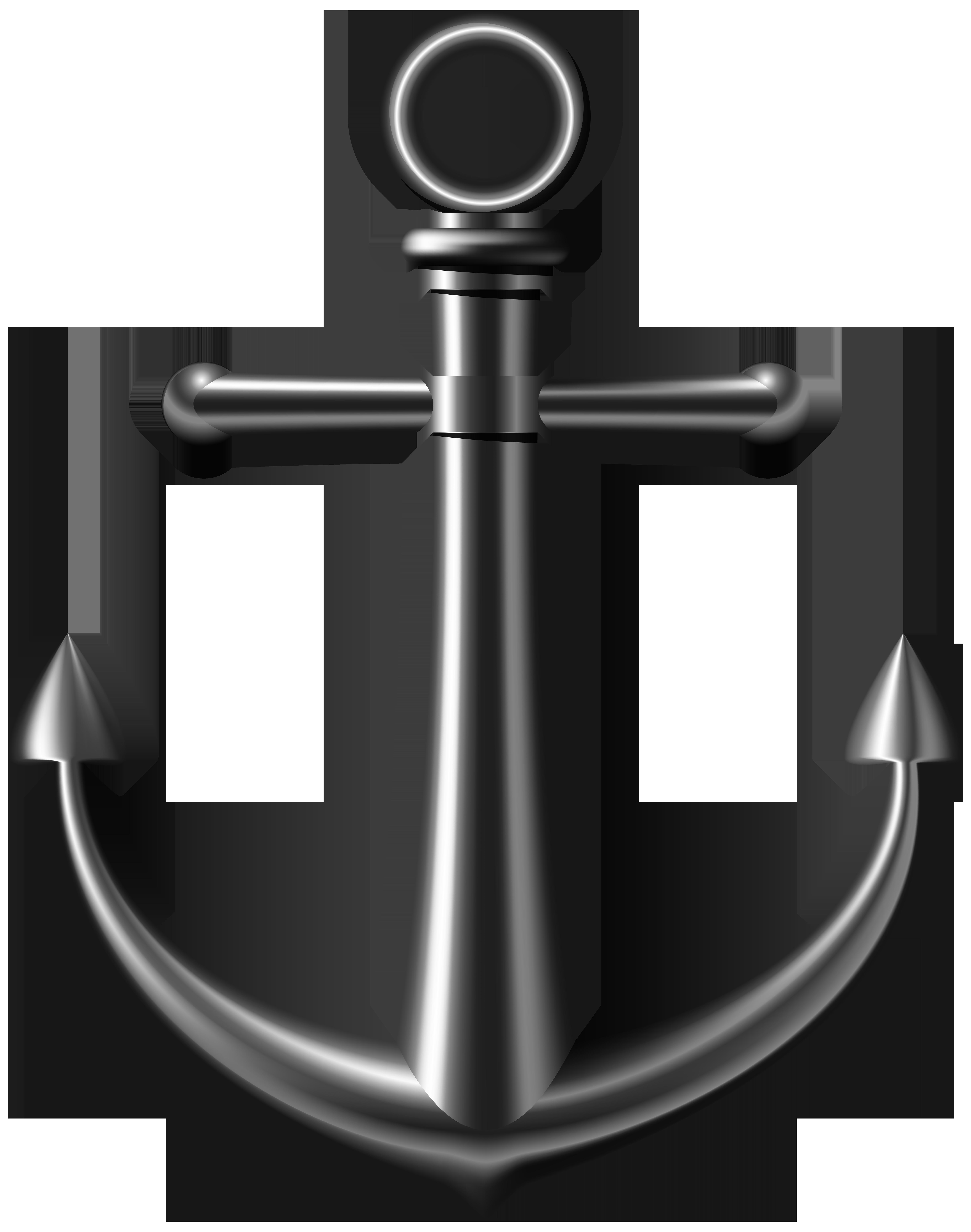 Anchor clipart transparent background. Png clip art image
