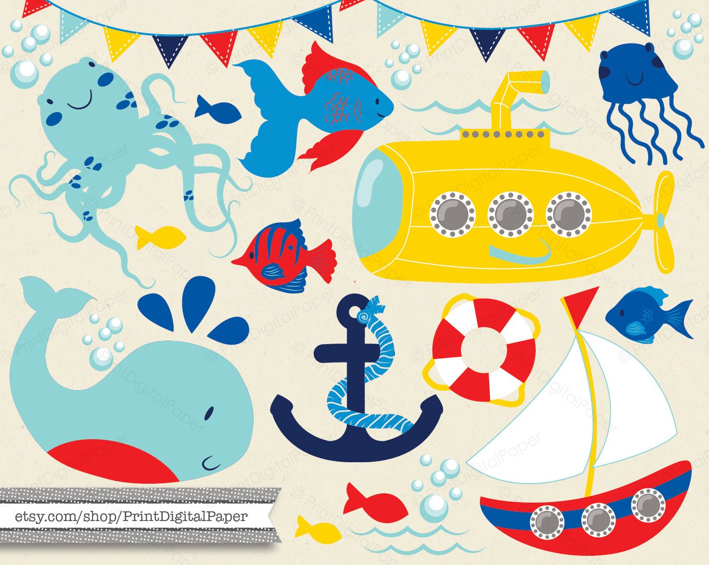 Anchor clipart underwater. Baby boy pencil and