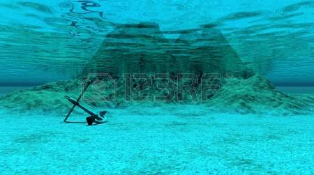 Under water explore pictures. Anchor clipart underwater