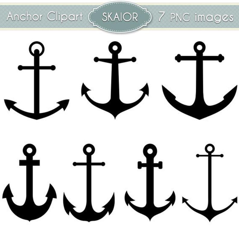 Clip art nautical steampunk. Anchor clipart vector