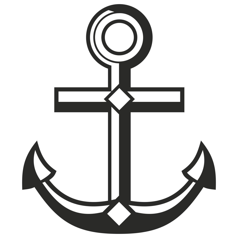 Free download clip art. Anchor clipart vector