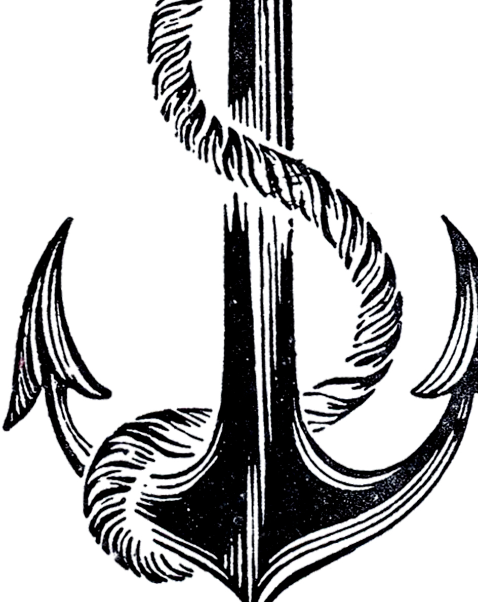 Best image the graphics. Anchor clipart vintage