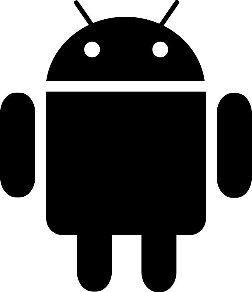 Android icon png. Svg free download onlinewebfonts