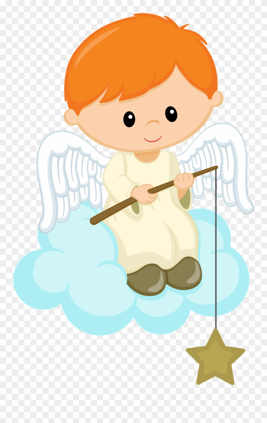 Angel clipart. Picture stock baby png