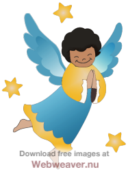Angels clipart african american.